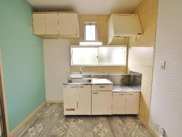 フレグランス小田代B102室内写真